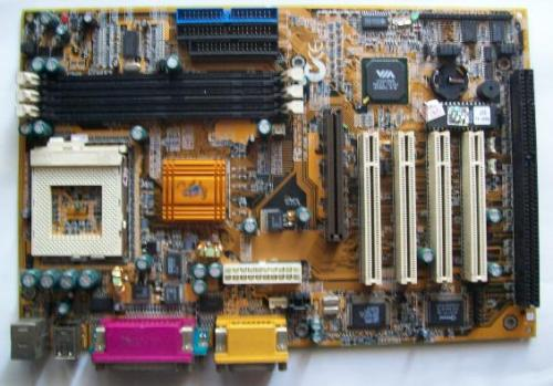 Pentium III Mainboard